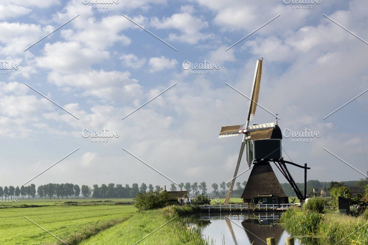 Wingerdse mill in wintermood #Sponsored , #PAID, #Alblas#Dutch#Oud#Wingerdse