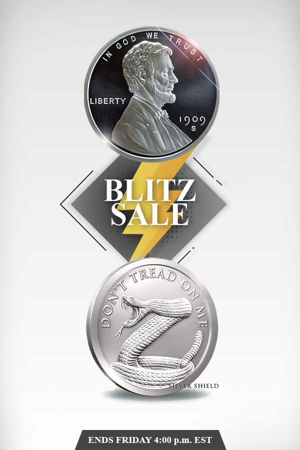 Blitz Sale Real Silver Lincoln Don T Tread On Me Silvershields Copper Prices Silver Bullion Silver Bars