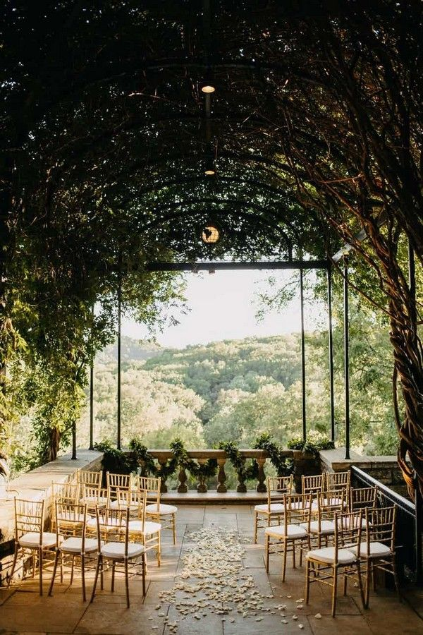Top 20 Outdoor Wedding Venues