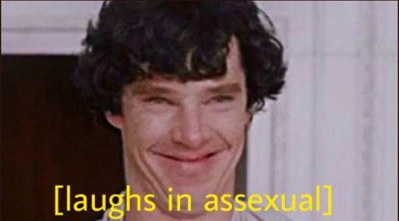 Assexuell