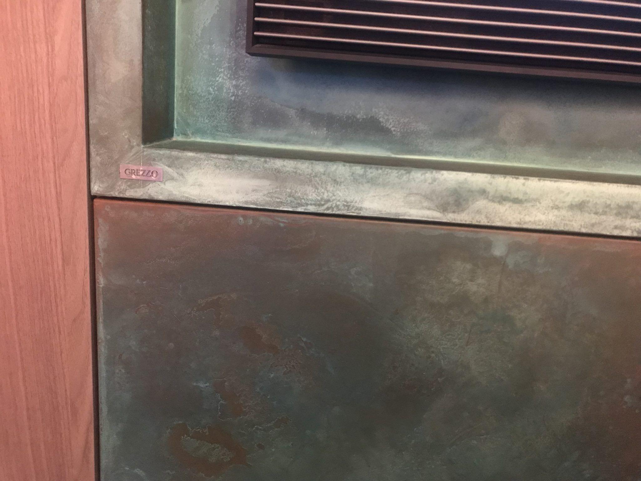 Interieur binnen koper grezzo exclusief maatwerk grezzo