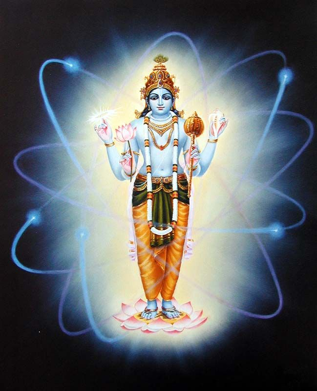 Paramatma (the Source Of Intuition And Inner Guidence