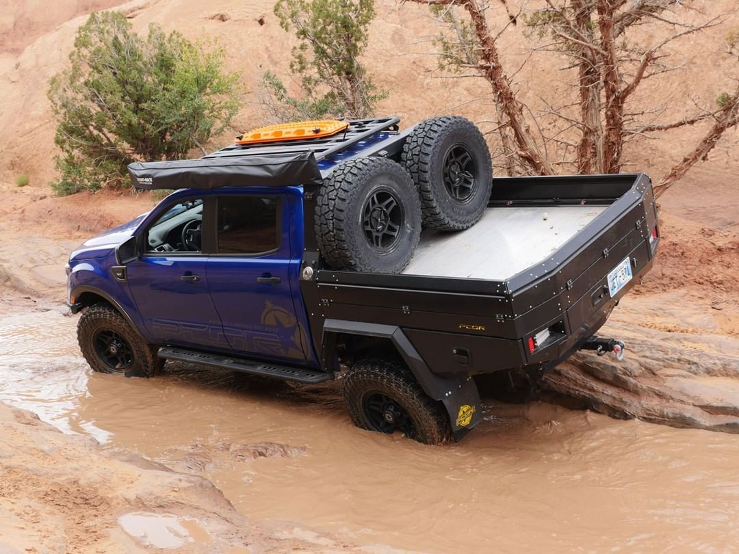 Nothing Stopped The Ranger Px3 Supertourer From Conquering Moab