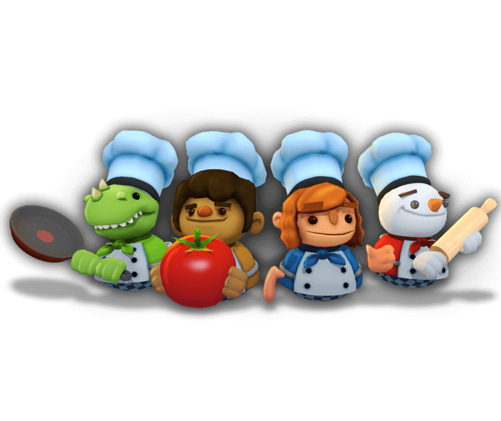 Overcooked Crazy Coop Cooking Action! Free PC Game