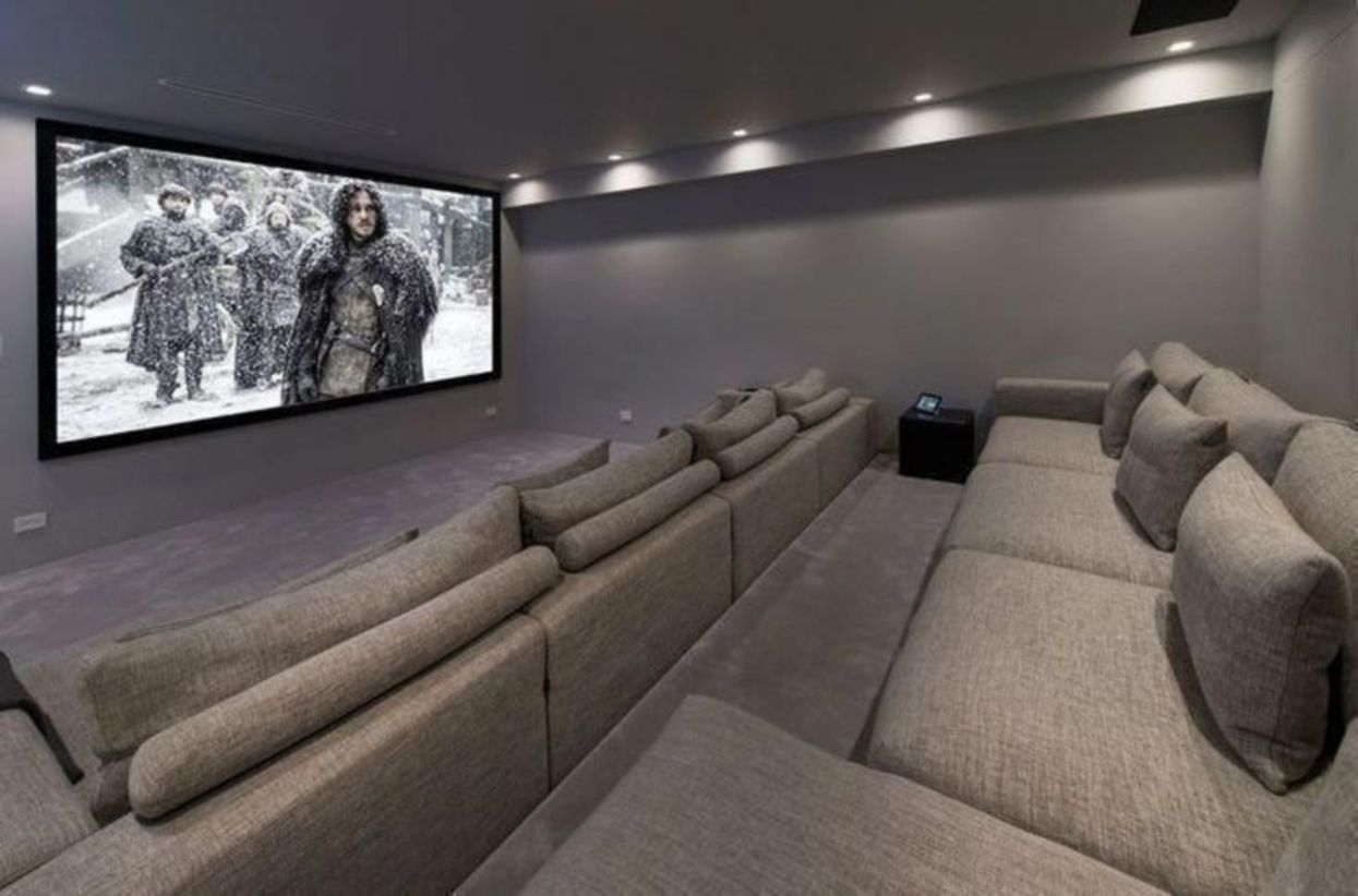 51 Diy Home Theater Seating Ideas Home Cinema Room Home Theater