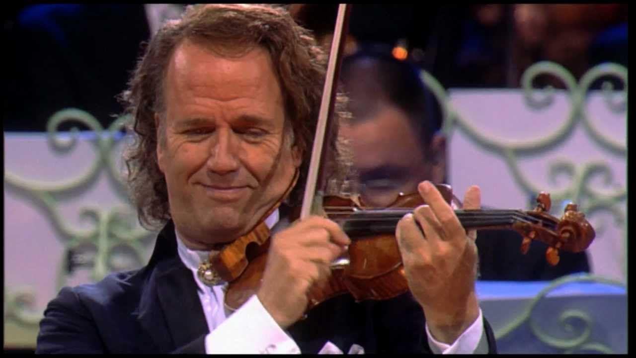 Andre Rieu Dutch Orchestra Leader Who Makes Classical Music Fun