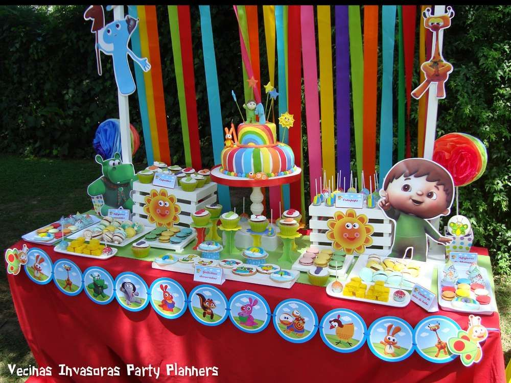 Baby TV Birthday Party Ideas Photo 1 of 16 Catch My