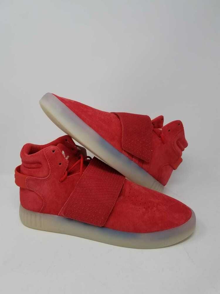 competitive price 0ef01 5ec98 eBay #Sponsored ADIDAS TUBULAR INVADER STRAP RED BA9371 ...
