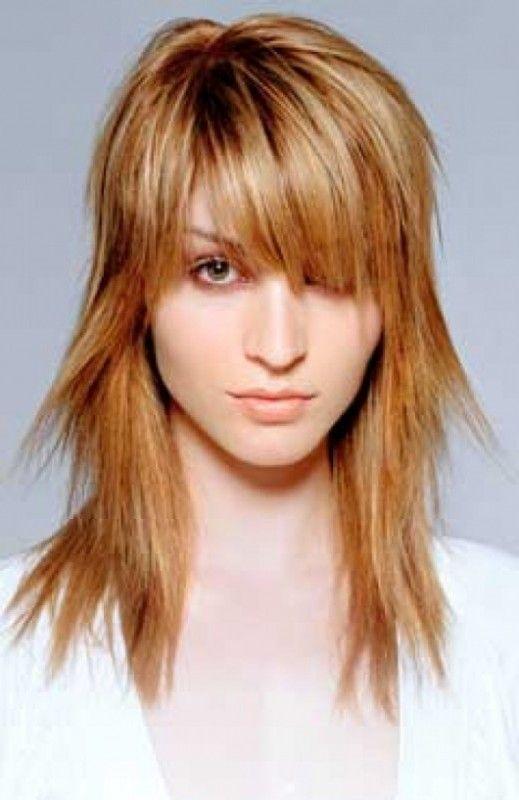 Razored Layered Hairstyles | Hair