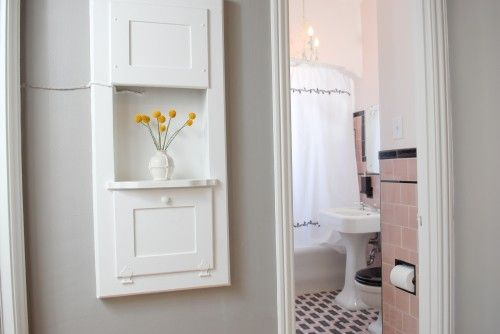Cute Hidden Laundry Chute My Next House Will Def Have To Have One