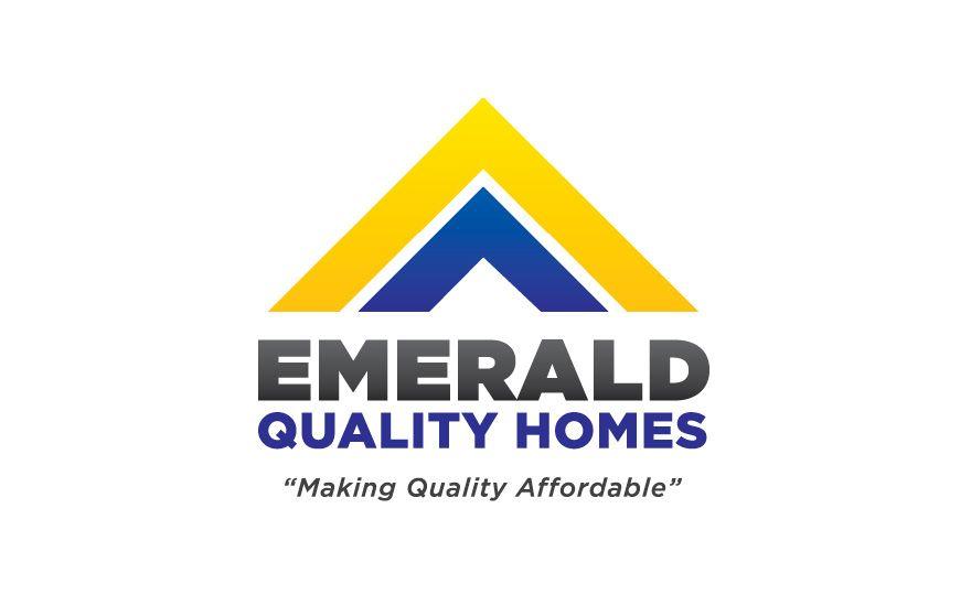Emerald Quality Homes Logo Refresh by Motif Creative Design   Motif ...