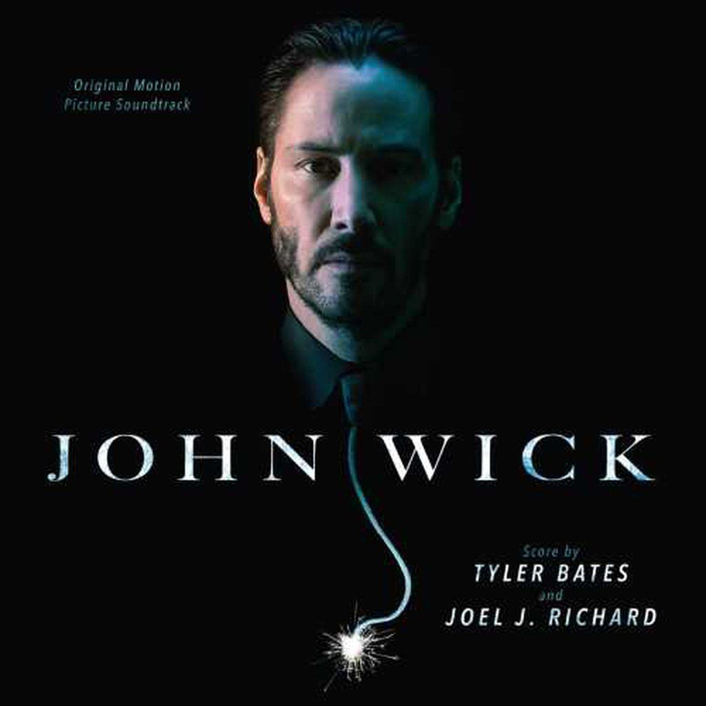 Tyler Bates & Joel J. Richard John Wick Chapter 1