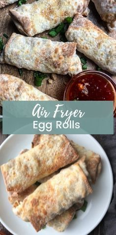 Air Fryer Recipes   Egg Roll Recipes   Weight Watcher Recipes