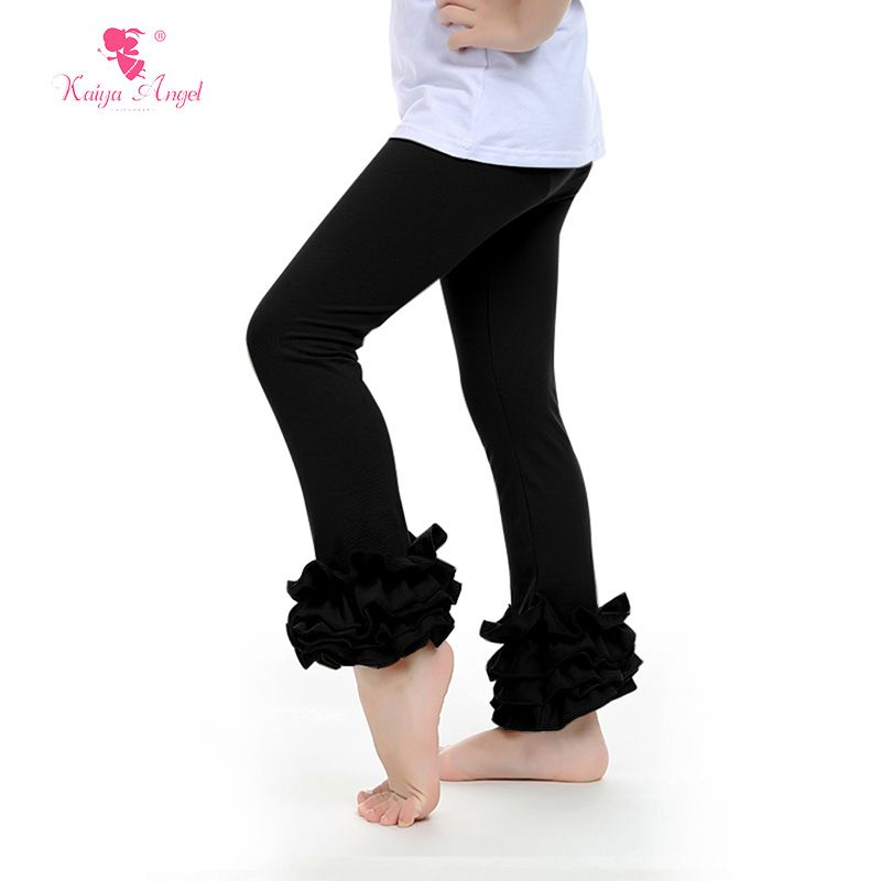 6bfd7e87d5fb3 Find More Pants Information about 1 Pcs Girls Leggings Kids Ruffle ...