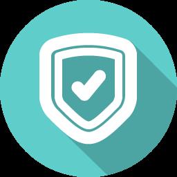 Ok Shield Icon