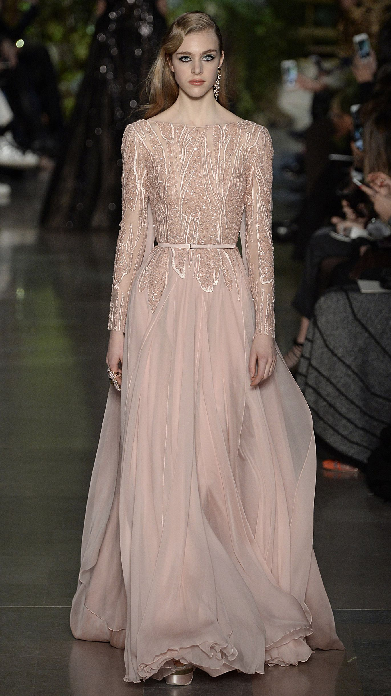Elie Saab Couture is so pretty, it will sweep you off your feet ...