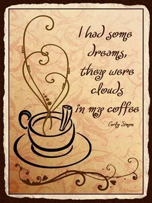 Cup Of Coffee For Your Head Song Lyrics