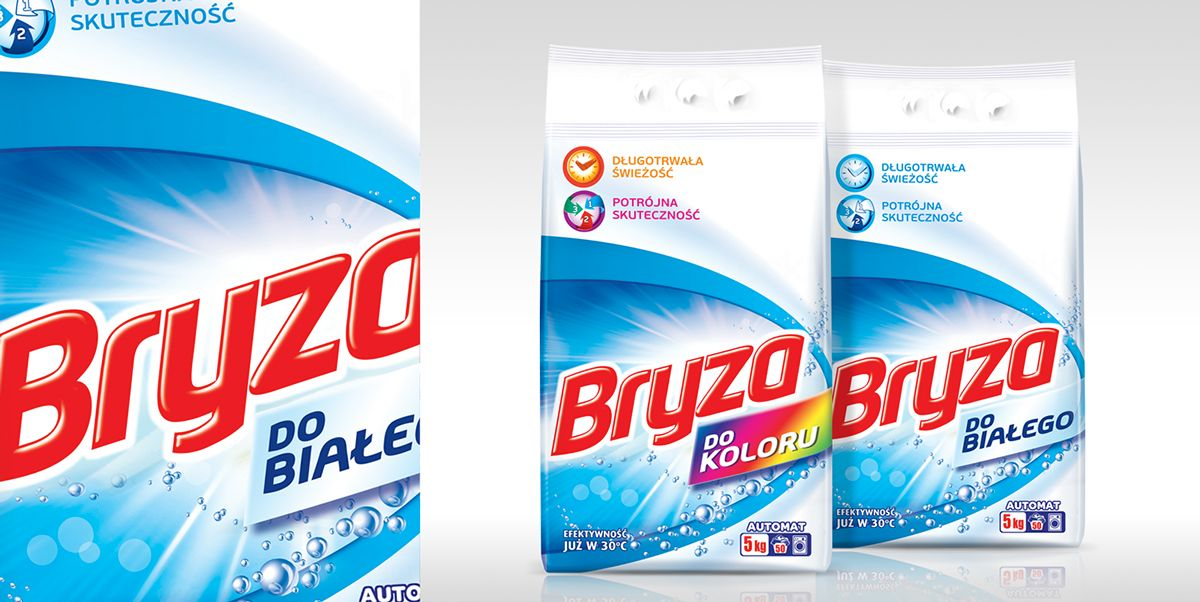 Redesign Washing Powder Economy Segment On Behance Washing