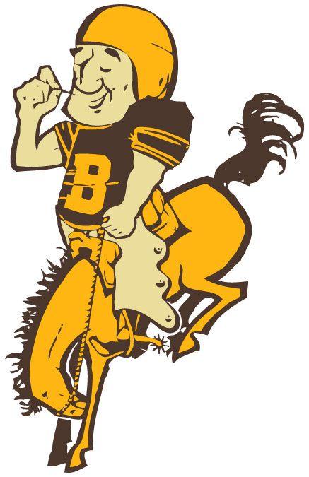 Old Denver Broncos Logo  afe69ace0