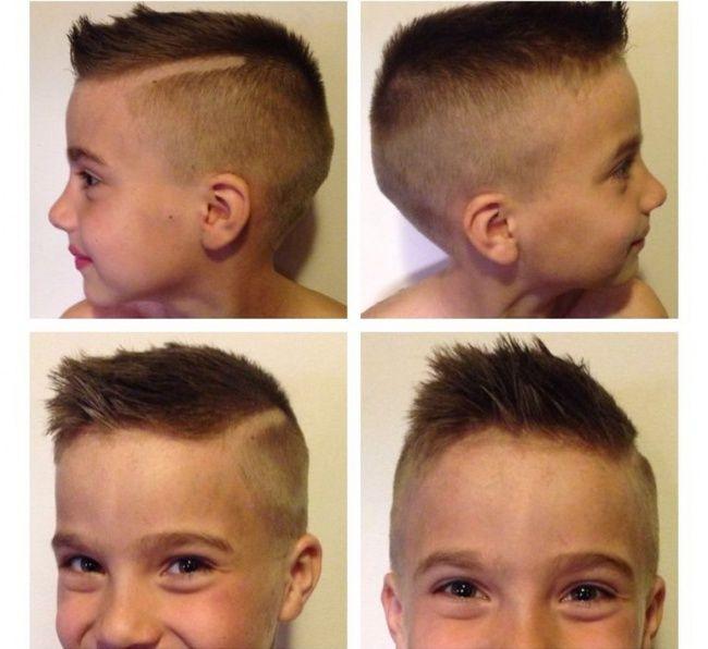 Fryzury Dla Chłopców Super Propozycje Dla Twojego Małego