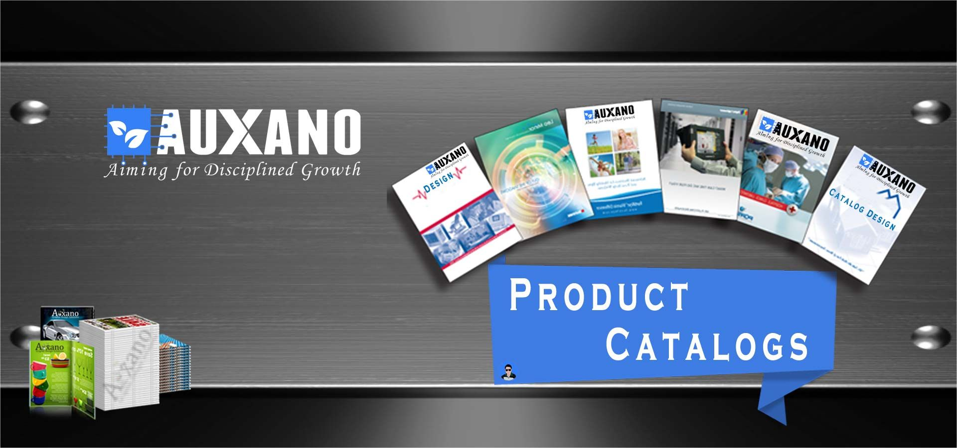 Manufacturing Products Catalog Designs for All Manufacturers