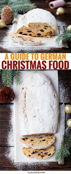 A Guide To German Christmas Foods German Christmas Cookies