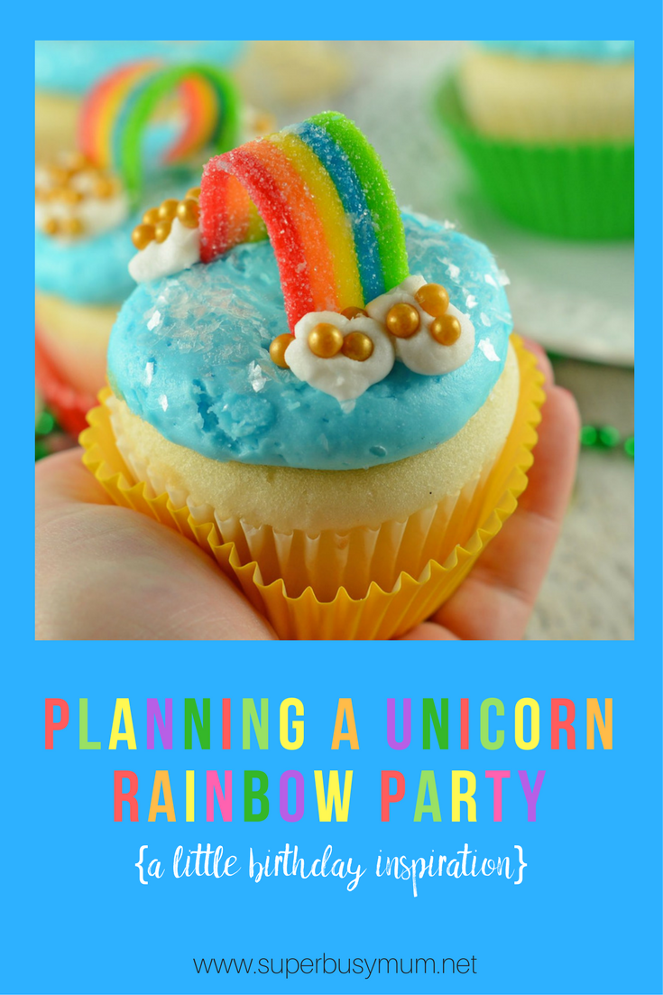 Planning a Unicorn Rainbow party? A post on my blog about a little inspiration for the magically colourful theme!   https://superbusymum.net/planning-a-unicorn-rainbow-party/