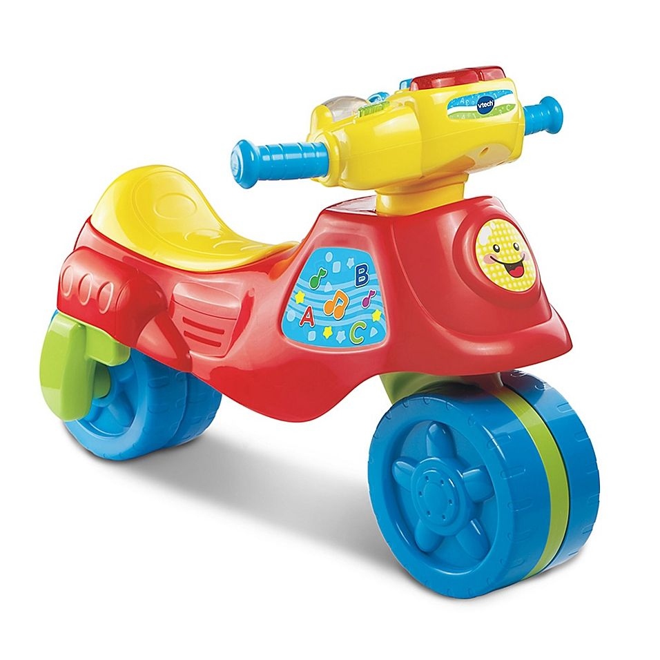 Vtech 2-In-1 Learn And Zoom Motorbike Multi | Toys for 1 ...