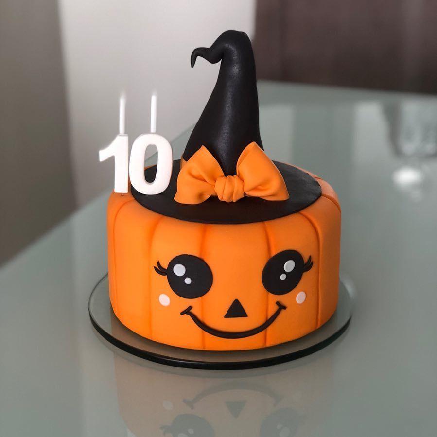 Bolo para Halloween: 75 inspirações assustadoramente divertidas