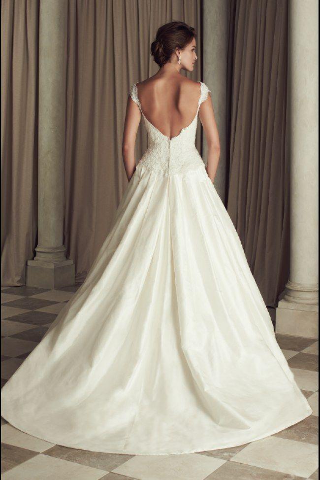 Pin by Amey Meyo on Robes de mariée | Pinterest | Wedding dress and ...