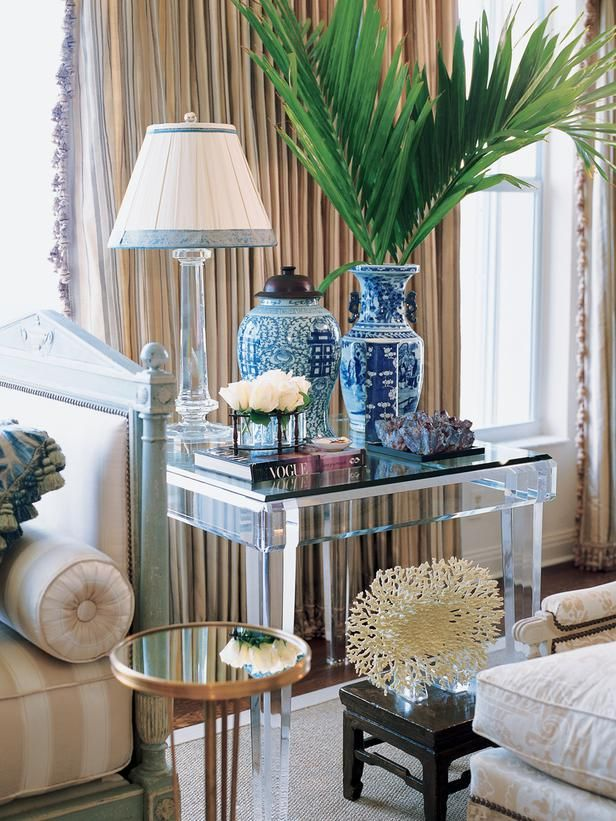 Traditional Living Rooms From Charles Faudree On HGTV