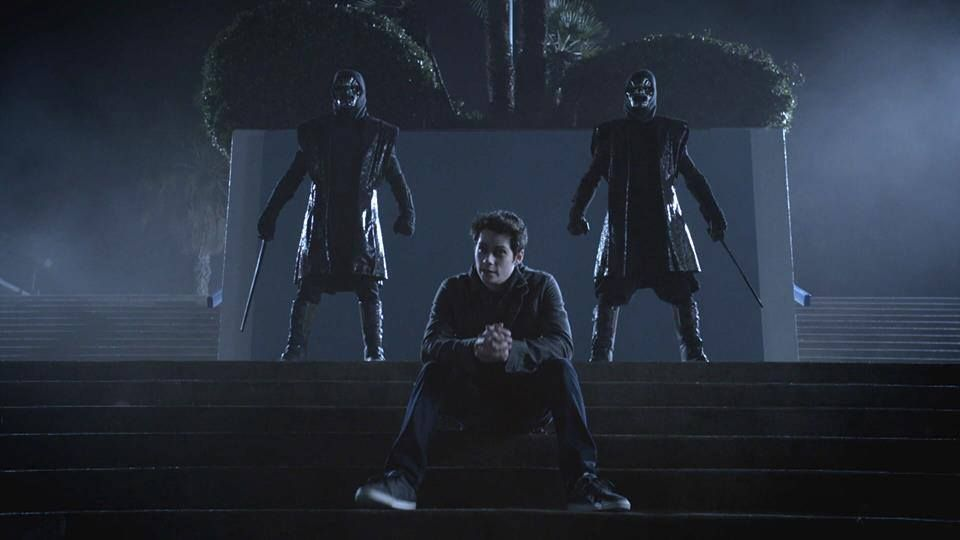 [Teen Wolf 3x24 - The Divine Move]