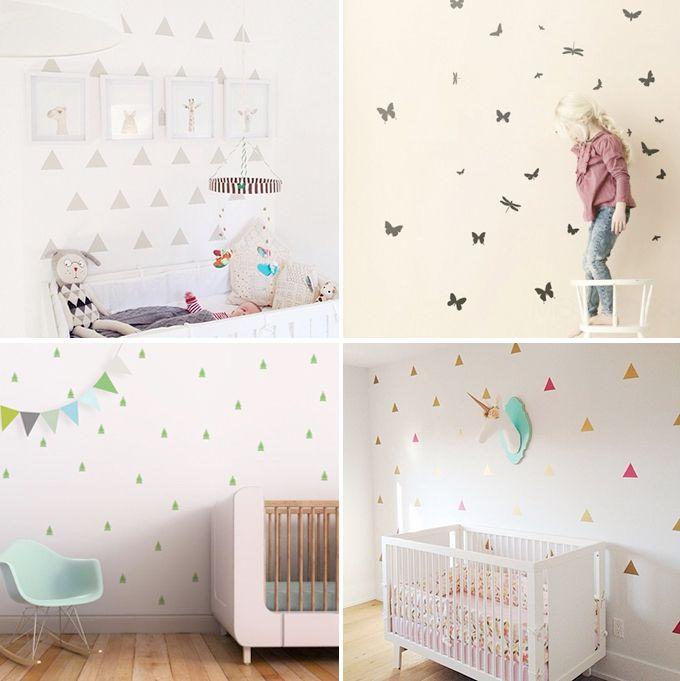 babykamer behang rustig - minime.nl #baby #mama | pokoj dziecka, Deco ideeën