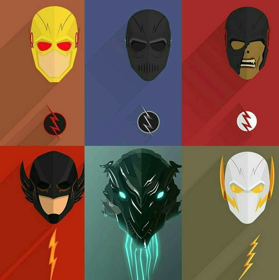 Reverse Flash Zoom Black Flash The Rival Savitar And Godspeed