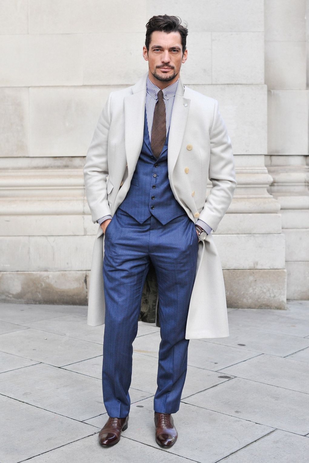 Styling David Gandy The Joy Of Gucci Make-Up: This Week The Beauty Desk Have Been