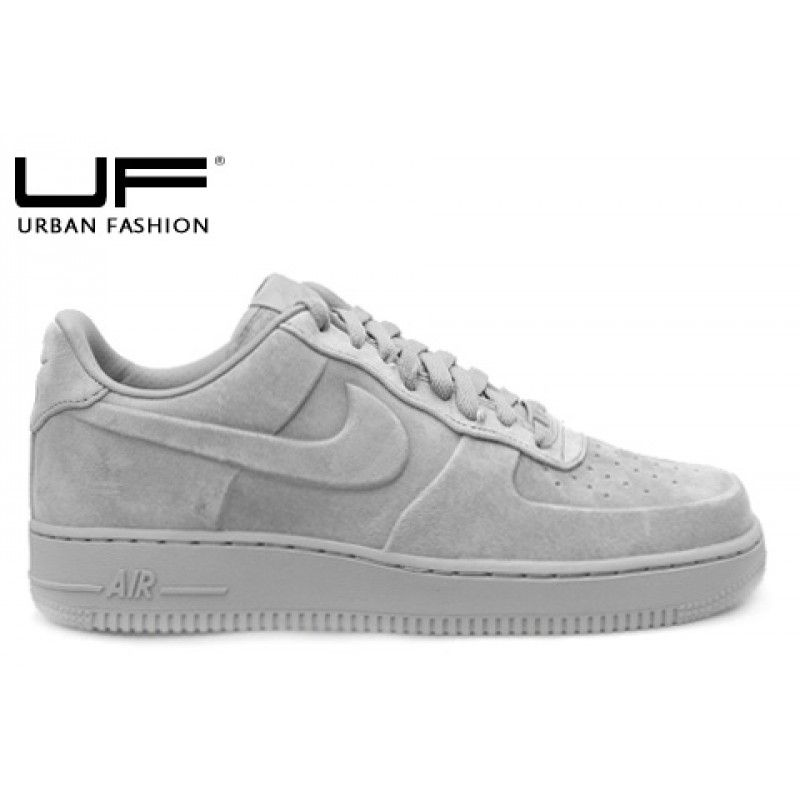 design intemporel ed58e 502a4 Nike Air Force I Premiun Gris | Shoes & Acssesories in 2019 ...