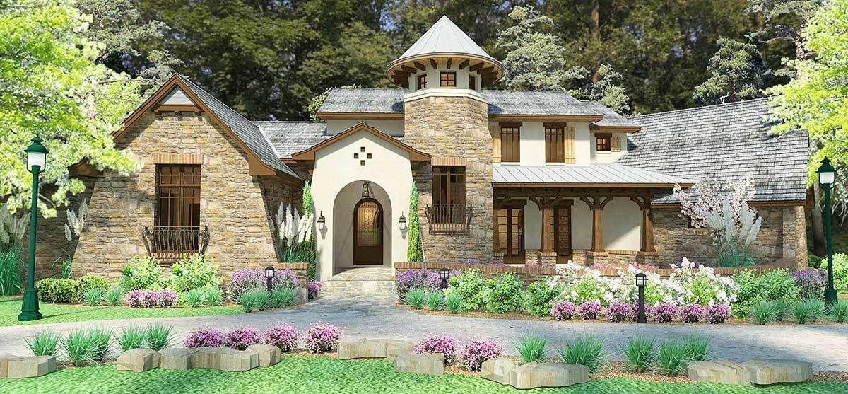 Plan 16864WG Designer\u0027s Dream Home Plan in 2018 House Plans