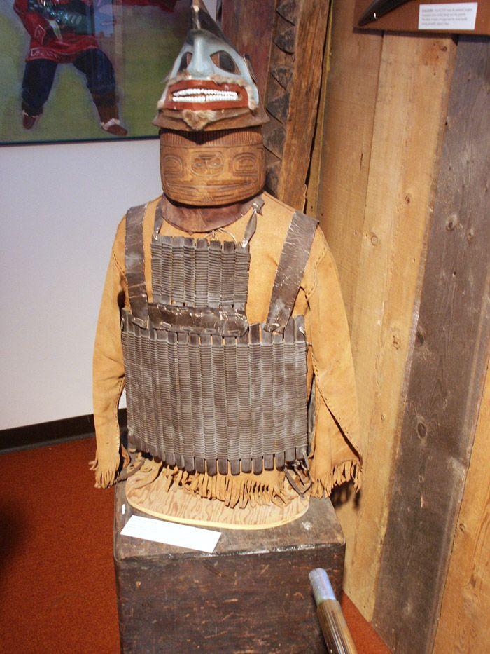 Native Alaskan Armour   Tlingit, North american tribes, Ancient ...