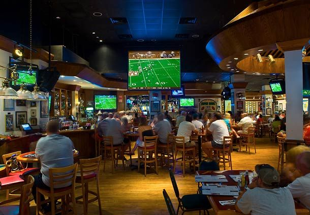 Good Times At The Champions Sports Bar Await For Fans 28 Tv S And