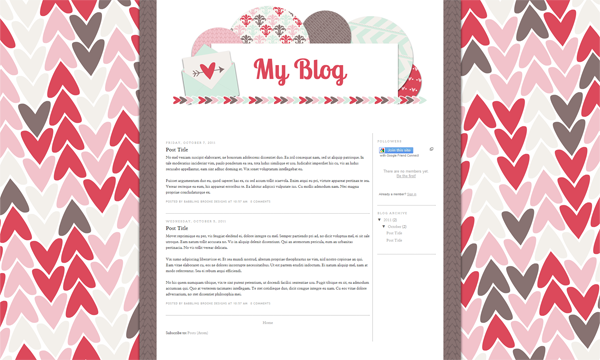Hearts A Lot – Background   Leelou Blogs