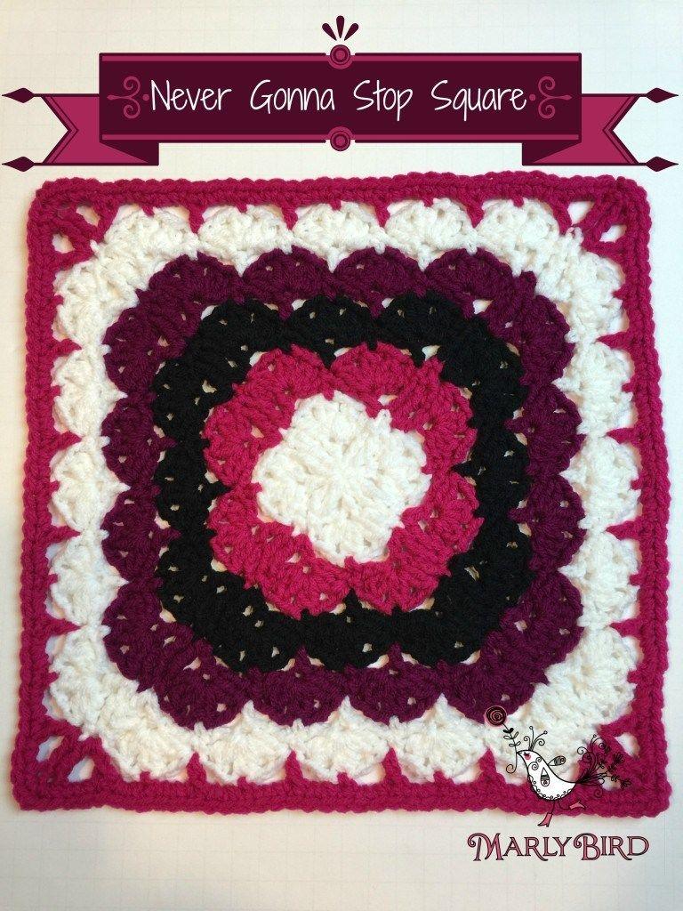 Pick a Square, Make a Blanket! 20 Free Crochet Afghan Square ...