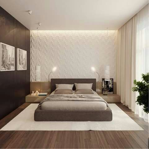 Simple Modern Bedroom Design Impressive Pinmallory Kaye On Bedroom  Pinterest  Bedrooms Interiors Design Ideas