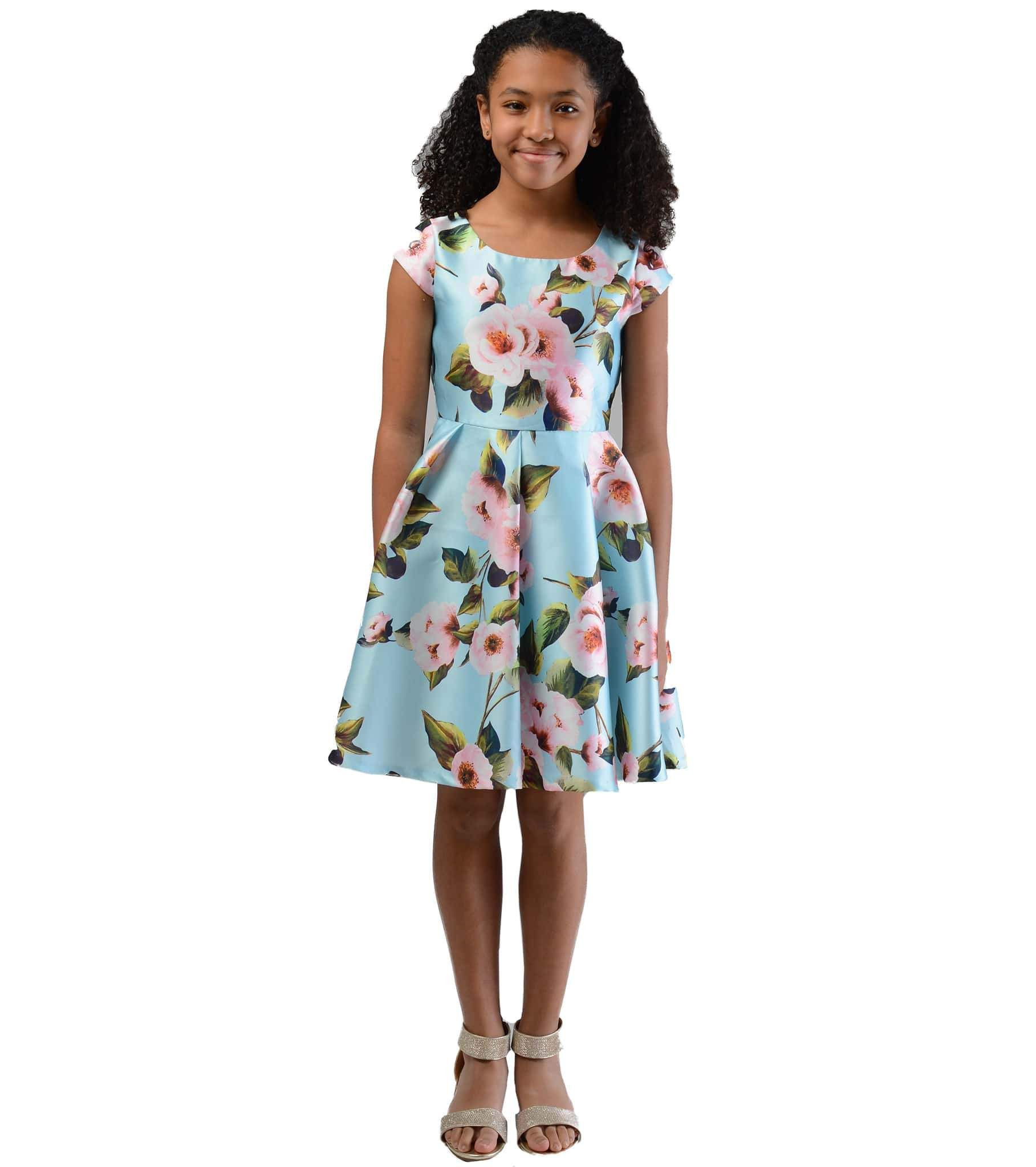 f8c78c63942ec big girls party dress, party dresses for big girls, special occasion dress,