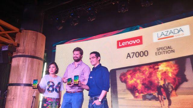 Lenovo Rilis A7000 Special Edition Khusus Online Shopping