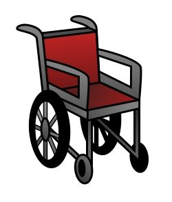 Drawing A Cartoon Wheelchair Wheelchair Cartoon People Drawings