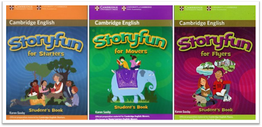 Dvd ebook cambridge storyfun starters movers flyers the dvd ebook cambridge storyfun starters movers flyers the complete series fandeluxe Choice Image
