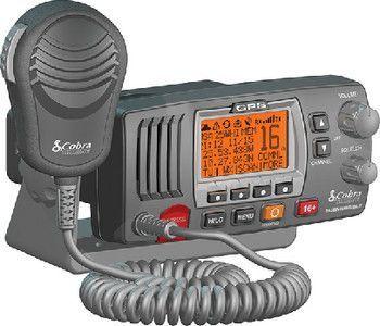 VHF RADIO W/GPS