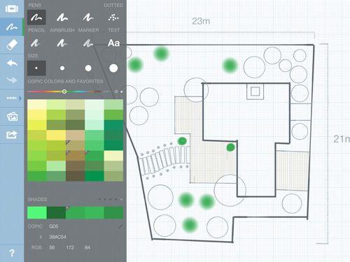 Concepts 2.0 Screenshot Drawing | Landscape design ...