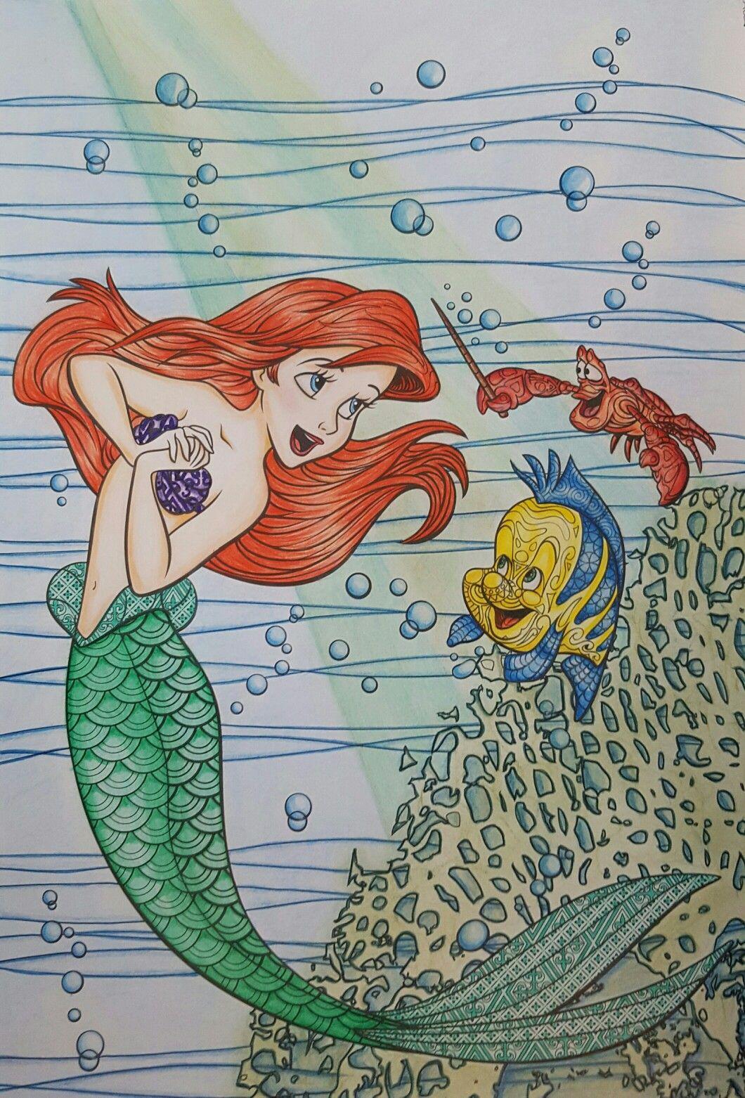 La petite sirène - Le bestiaire extraordinaire - Disney