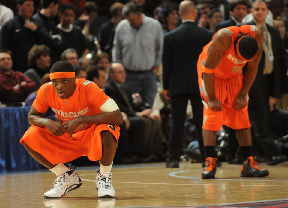 Who Is The Most Clutch Syracuse Basketball Player In Program